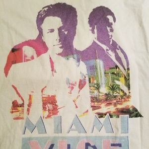 Other - MIAMI VICE T SHIRT